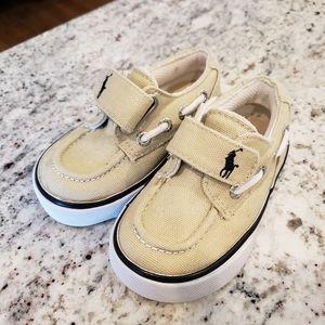 Ralph Lauren Baby Shoes Size 5